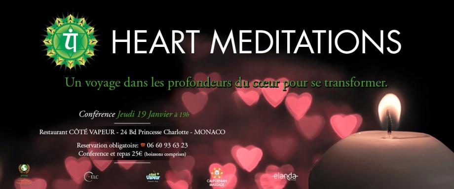heart meditations conference monaco